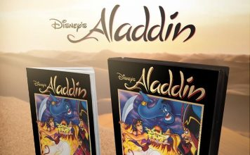 Aladdin – Legacy Cartridge Collection