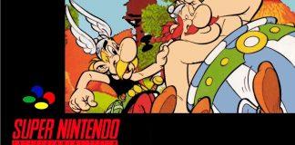 Asterix & Obelix SNES