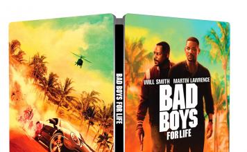 Bad Boys for life – Steelbook édition spéciale Leclerc