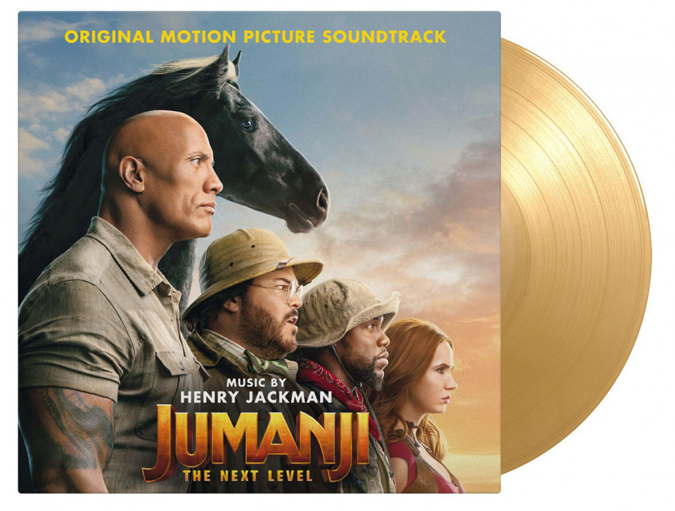 Bande-originale-Jumanji-The-Next-Level-Edition-Limitée-Vinyle-jaune