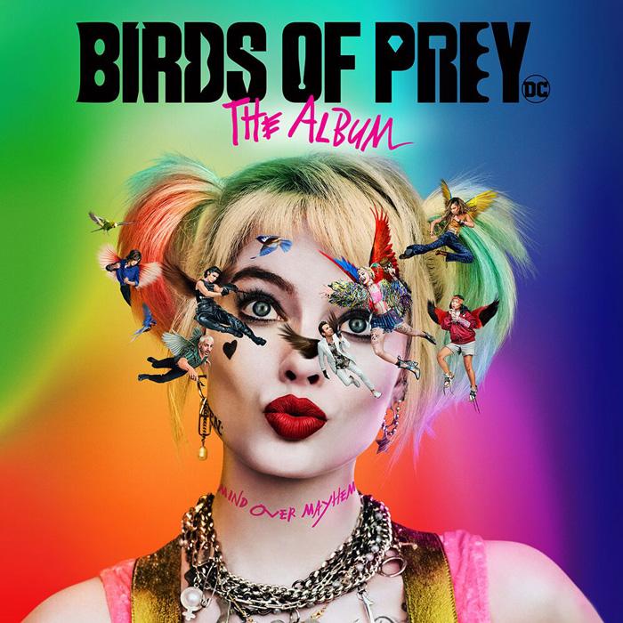 Birds-of-Prey-bande-originale-vinyle