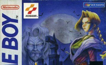 Castlevania Legends Game Boy