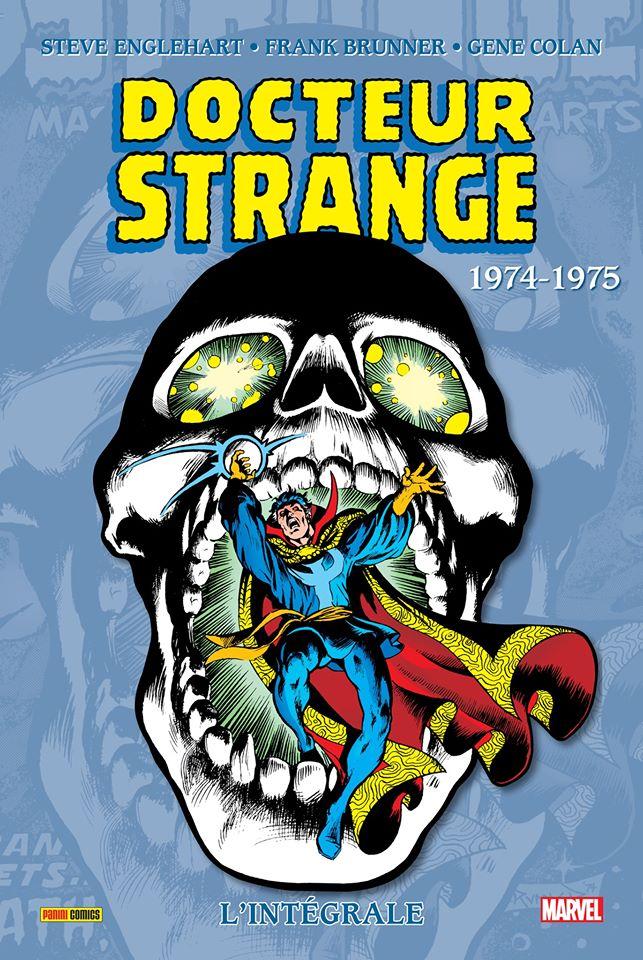 Doctor strange l'intégrale t05 (1974-1975)