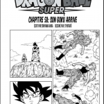 Dragon Ball Super Chapitre 58