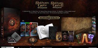 Edition collector de Baldur's Gate 1&2 Enhanced