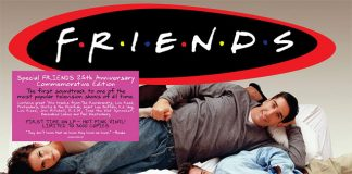 Friends-bande-originale-Vinyle-LP-edition-limitee-25th-anniversary-ost-soundtrack
