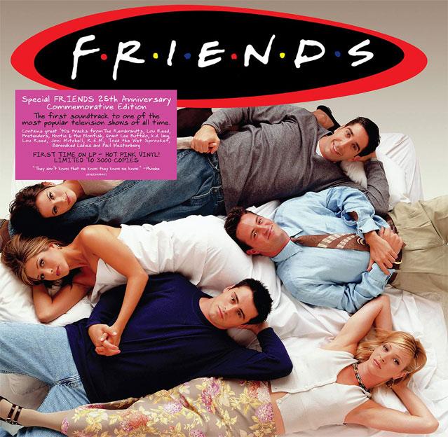 Friends-bande-originale-Vinyle-LP-edition-limitee-25th-anniversary-ost-soundtrack