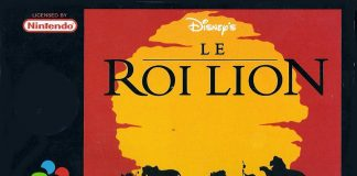 Le Roi Lion SNES