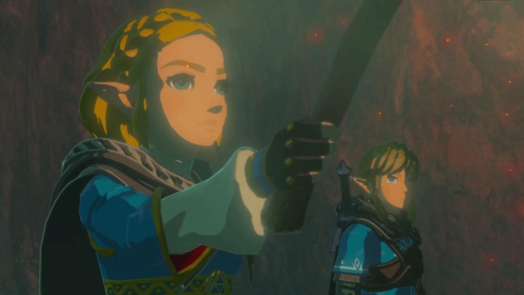 Legend Of Zelda: Breath Of The Wild 2
