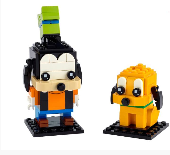 Lego Brickheadz Disney_2