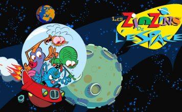 Les Zinzins de l'espace - En intégralité sur Netflix