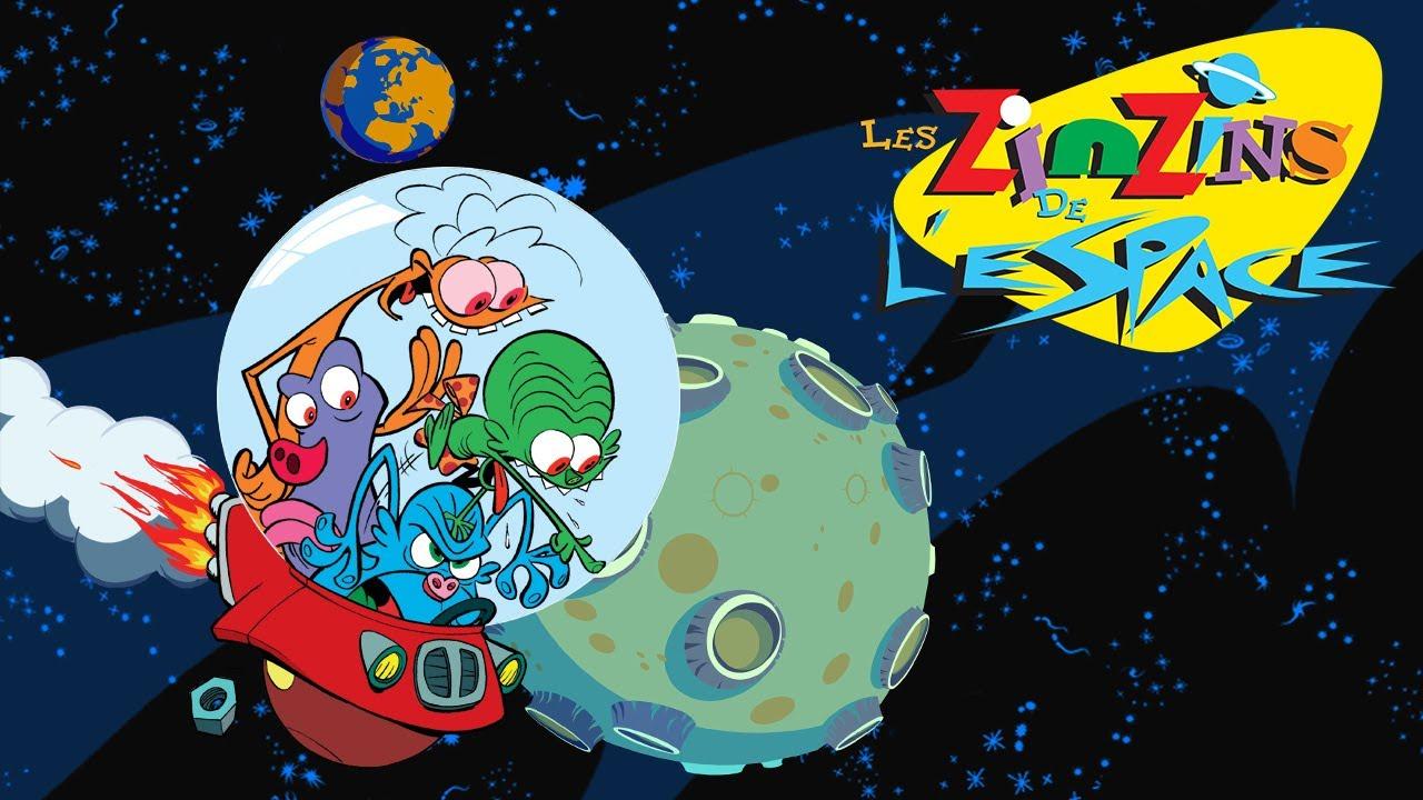 Les Zinzins de l'espace – En intégralité sur Netflix !!