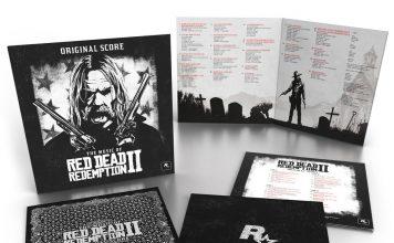 Les-musiques-de-Red-Dead-Redemption-2-Vinyle-transparent