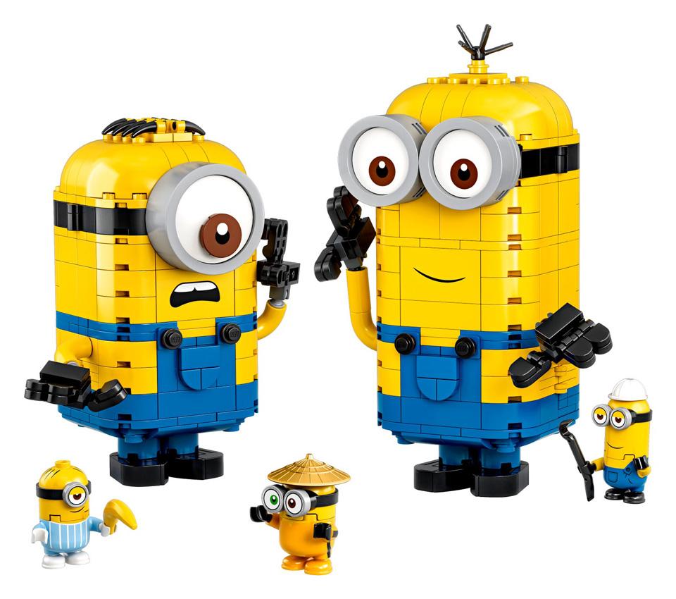 Maxi-figurines-Minions-LEGO