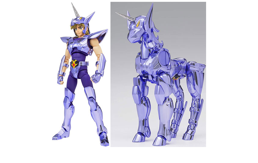 Myth Cloth Saint Seiya – Jabu de la Licorne Unicorn