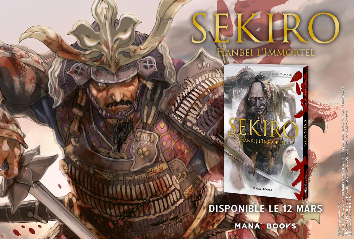 SEKIRO manga