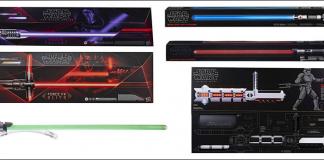 Sabre Laser Collector de la collection Black Series Hasbro