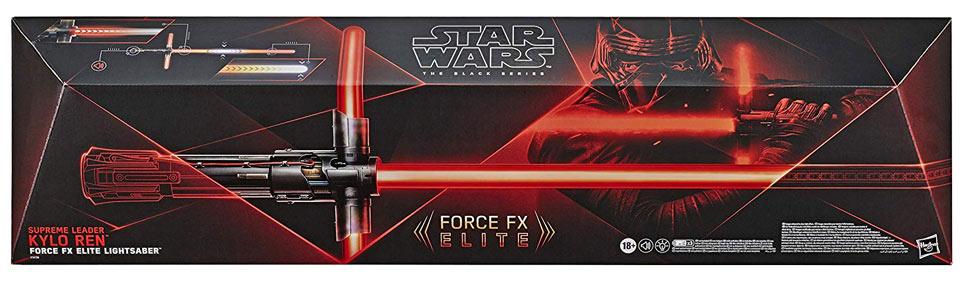 Sabrea-laser-Star-Wars-Force-FX-Deluxe-edition-Kylo-Ren-lightsaber-black-series