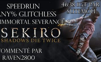 Sekiro Shadows Die Twice - Speedrun