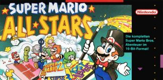 Super Mario All-Stars SNES
