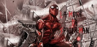 ULTIMATE SPIDER-MAN LA MORT DE SPIDER-MAN