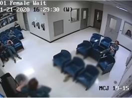Une femme tente de s'évader de prison mais ça tourne au fiasco