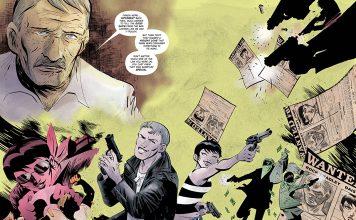 comics Violent Love