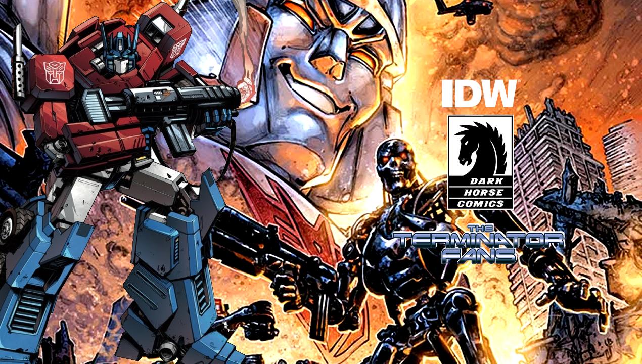Transformers Vs Terminator, le crossover le plus dingue !