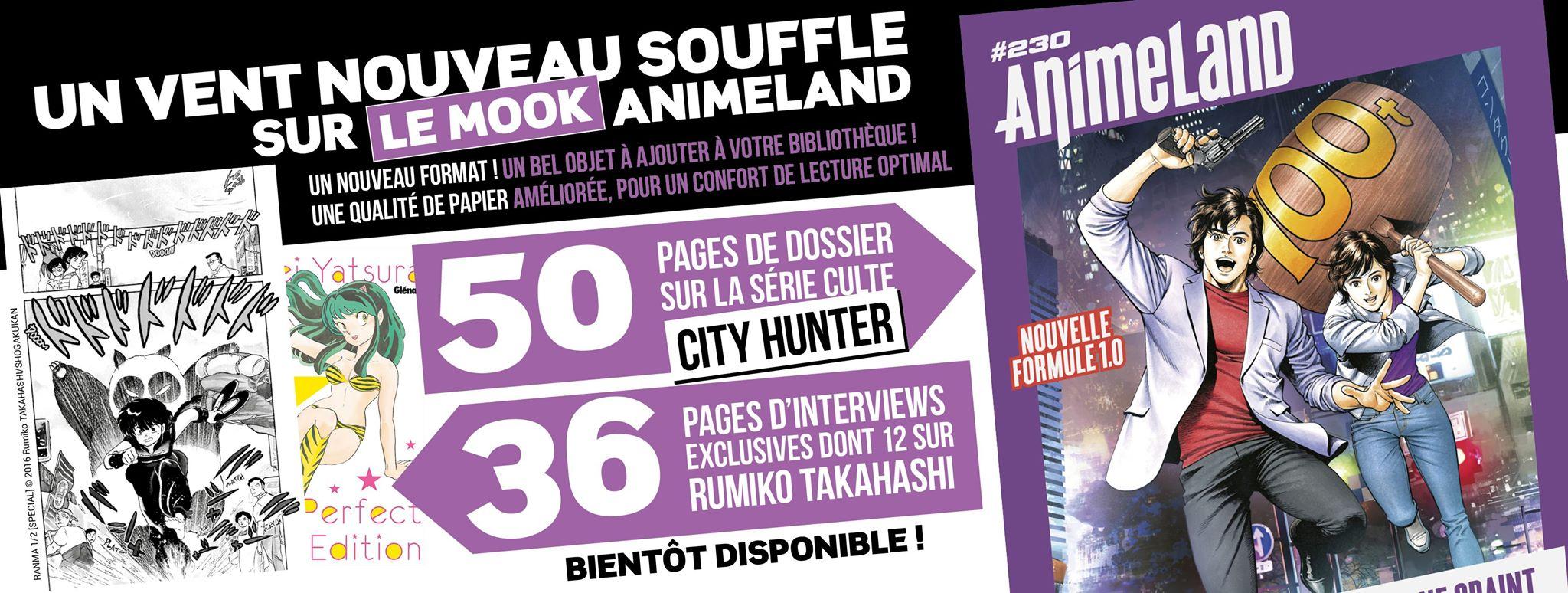 Animeland - Un nouveau format et une nouvelle formule
