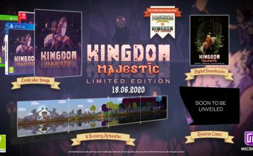 Compilation-Kingdom-Majestic-édition-collector