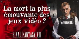 FINAL FANTASY VII La mort la plus émouvante des jeux vidéo