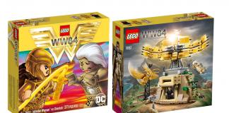LEGO Wonder Woman 1984 - Boite LEGO 76157