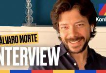 L'interview d'El Profesor de La Casa de Papel (Álvaro Morte)