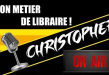 Métier Libraire Interview de Christopher Comics Zone