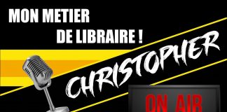 Métier Libraire Interview de Christopher Comics Zone