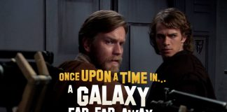 Once Upon a Time in... A Galaxy Far, Far, Away - Trailer