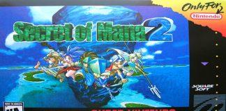 Secret of Mana 2