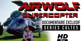 Supercopter (Airwolf) - Documentaire sur les coulisses de la série.