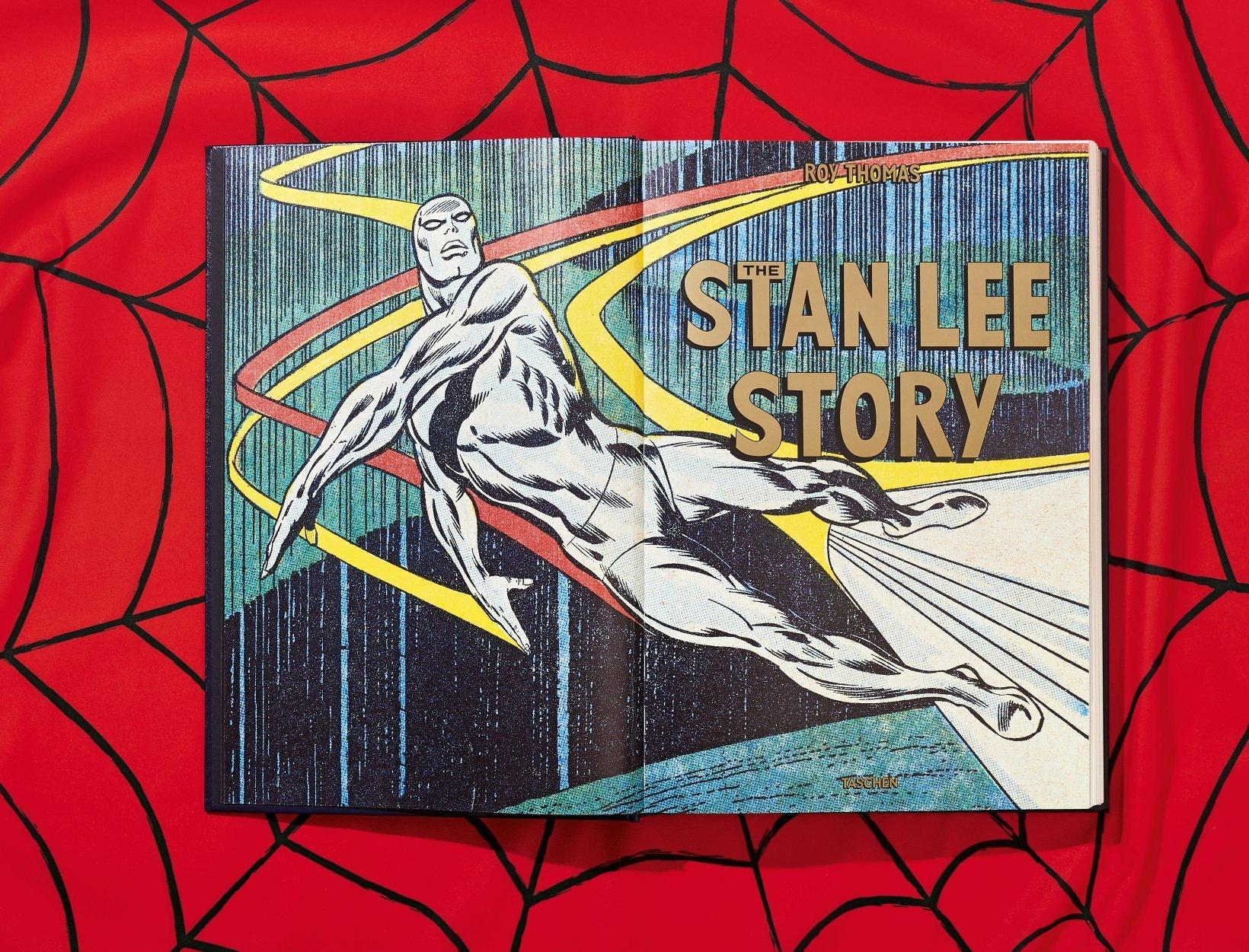 The Stan Lee Story à commander