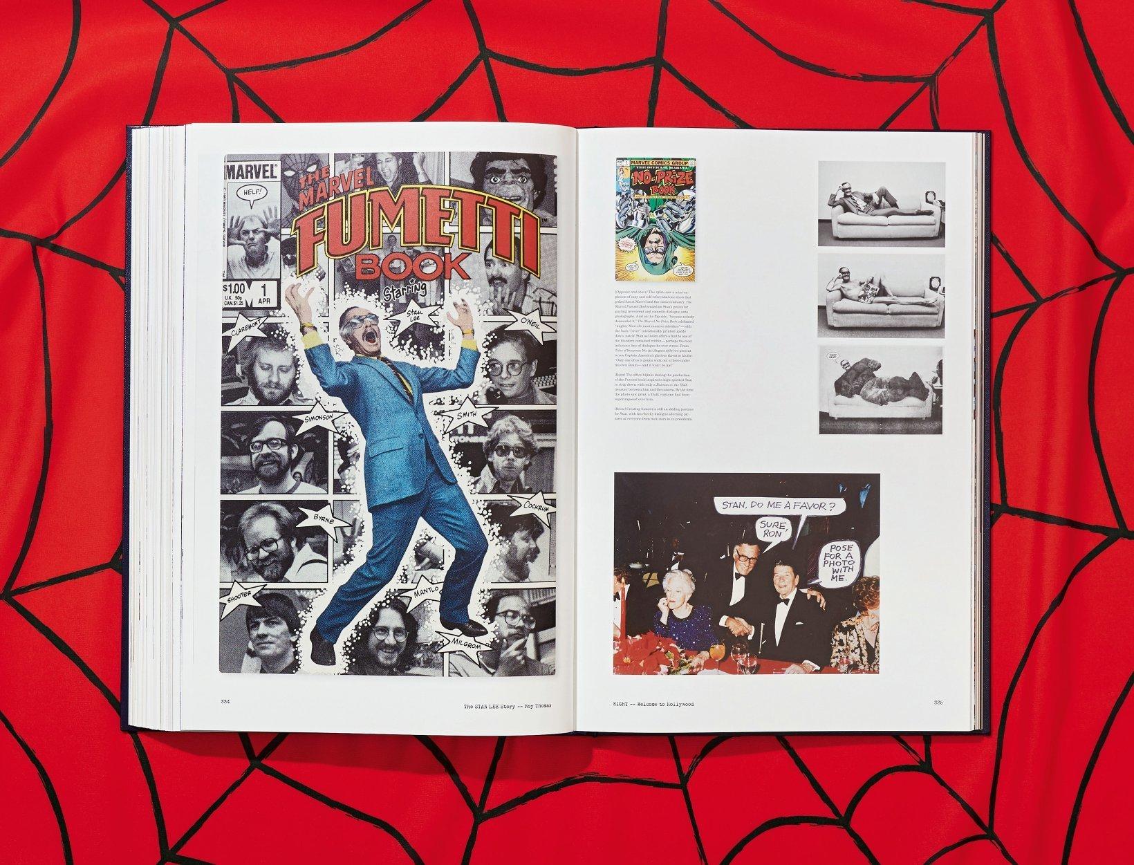 The Stan Lee Story livre