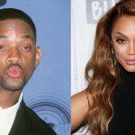 Will Smith et Tyra Banks
