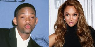Will Smith et Tyra Banks