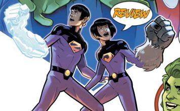 Wonder Twins chez Urban Comics