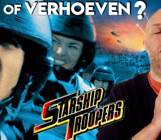 STARSHIP TROOPERS - Film satirique incompris ?