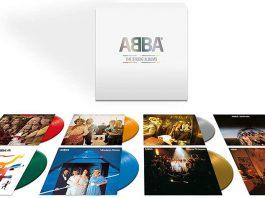 Abba-studio-album-coffret-integrale-Vinyle-LP-Complete-vinyl-edition-collector