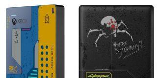 Disque-dur-ubs3-Xbox-One-édition-collector-Cyberpunk-2077