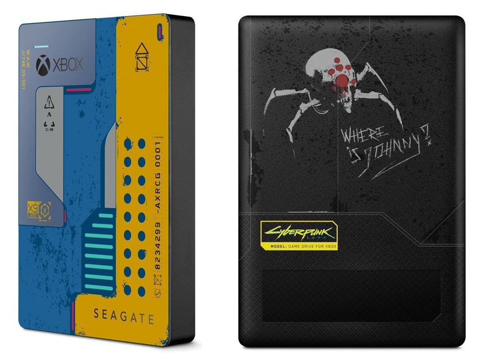 Disque-dur-ubs3-Xbox-One-édition-collector-Cyberpunk-2077