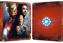 Iron Man – Steelbook 4K ultra HD édition limitée