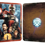 Iron Man 2 – Steelbook blu-ray 4K ultra HD