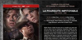 La Poursuite impitoyable - Pour le première fois en Blu-ray